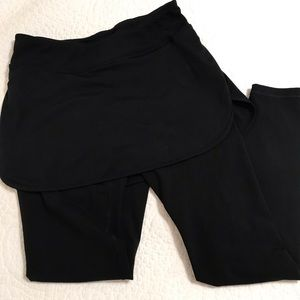 Old Navy Active Skirted Compression Leggings